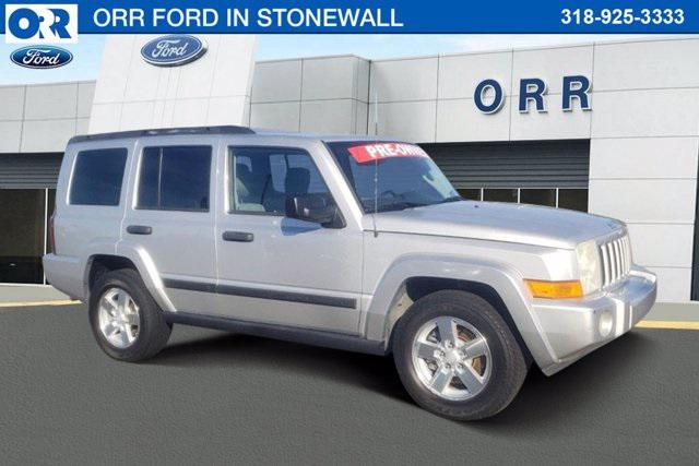 2006 Jeep Commander 4dr 2WD [2]