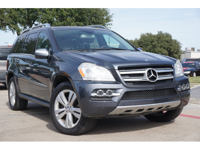 Used MERCEDES-BENZ GL 2010 CARDEALS.NET PLANO 350 BLUETEC