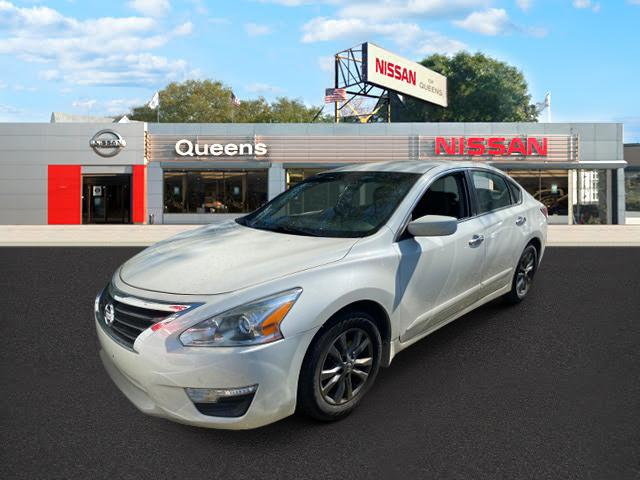2015 Nissan Altima 4dr Sdn I4 2.5 S [2]