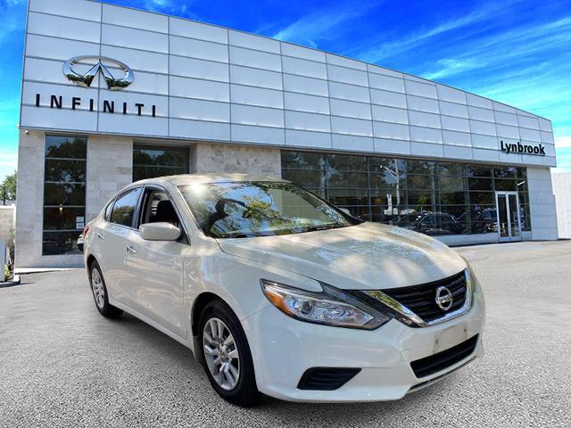 2018 Nissan Altima 2.5 S [7]