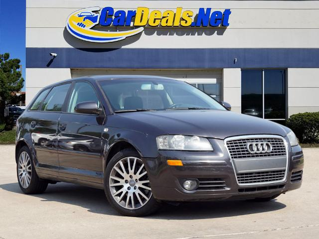 Used AUDI A3 2008 CARDEALS.NET PLANO 2.0 PREMIUM