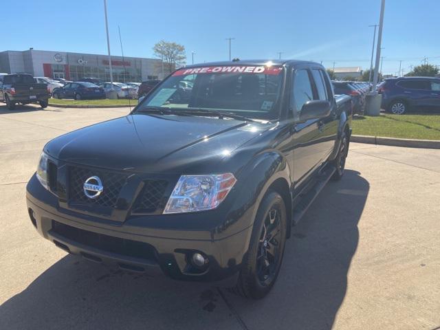 2018 Nissan Frontier SV V6 [1]