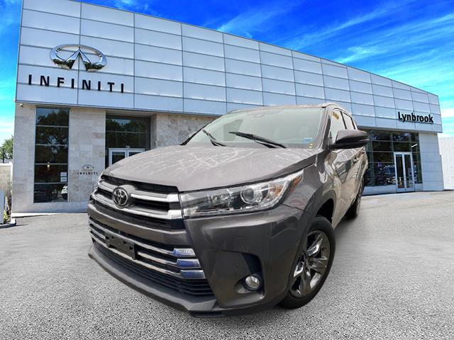 2017 Toyota Highlander Limited Platinum [15]