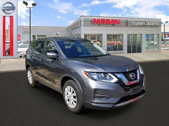 2018 Nissan Rogue S [16]