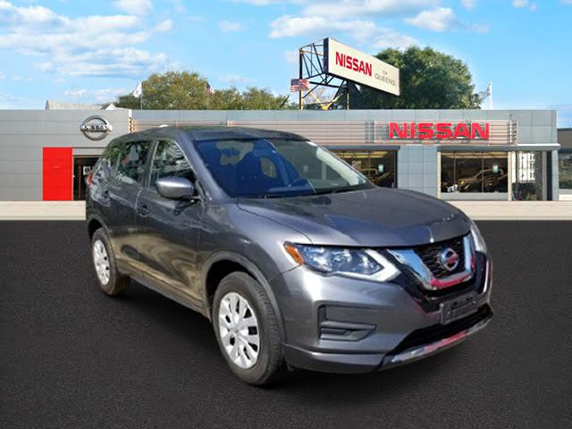 2018 Nissan Rogue S [16]
