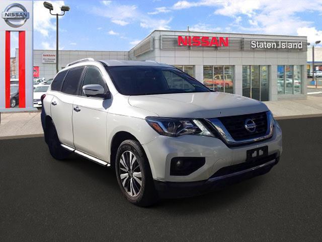 2017 Nissan Pathfinder 4x4 SL [4]
