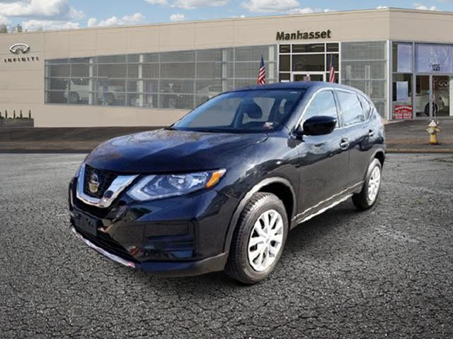 2018 Nissan Rogue S [12]