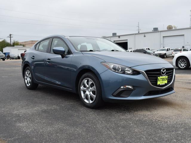 2015 Mazda Mazda3 i Sport [0]
