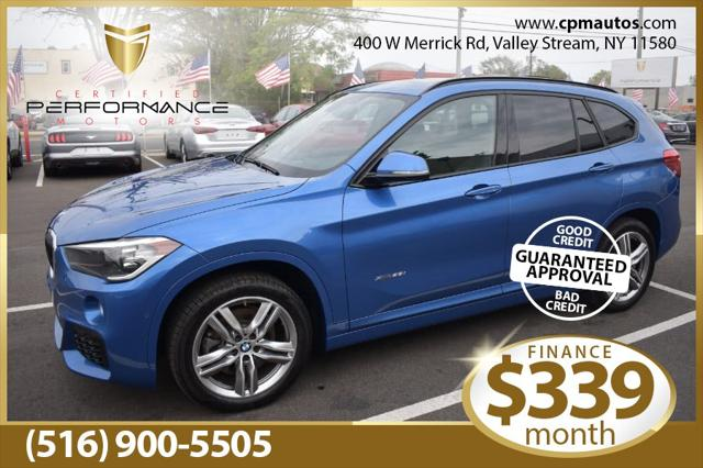 2018 BMW X1 xDrive28i for sale in Valley Stream, NY