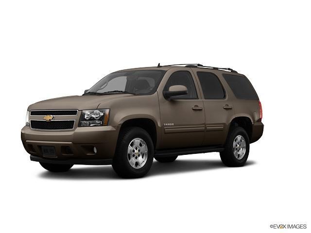 2012 Chevrolet Tahoe LT [0]