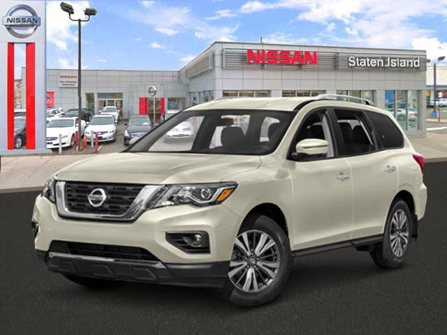 2020 Nissan Pathfinder SV [17]
