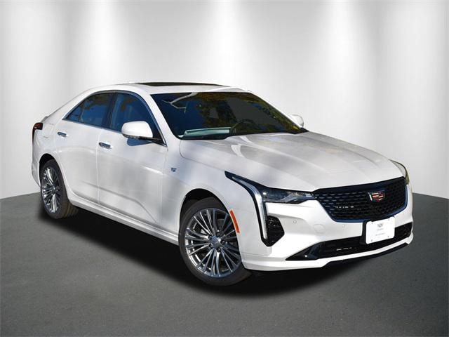 2021 Cadillac CT4 Premium Luxury for sale in McHenry, IL