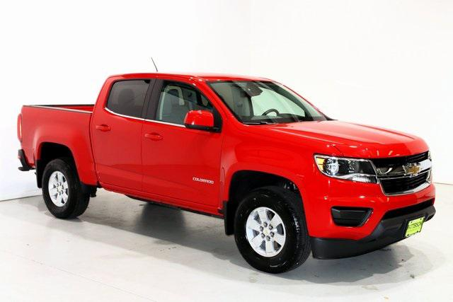 2018 Chevrolet Colorado 2WD Work Truck [1]