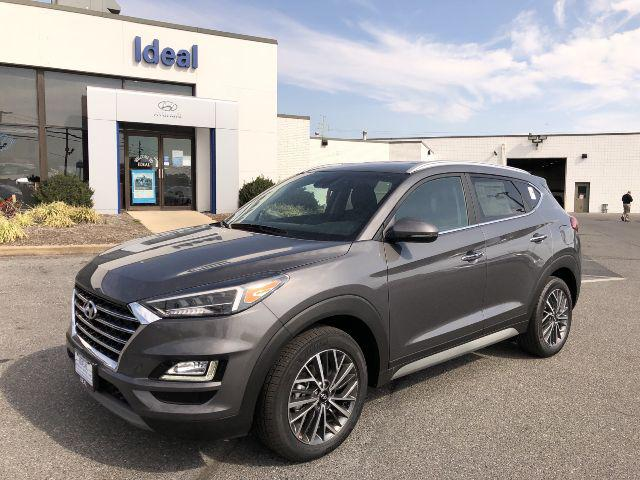2021 Hyundai Tucson Limited for sale in Frederick, MD