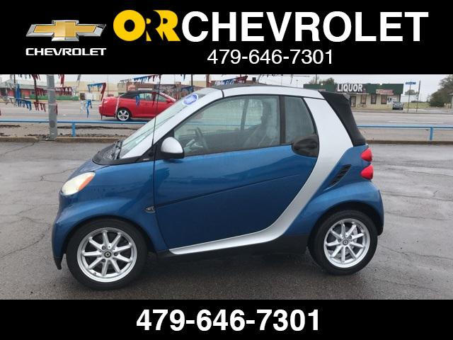 2008 smart Fortwo Passion [0]