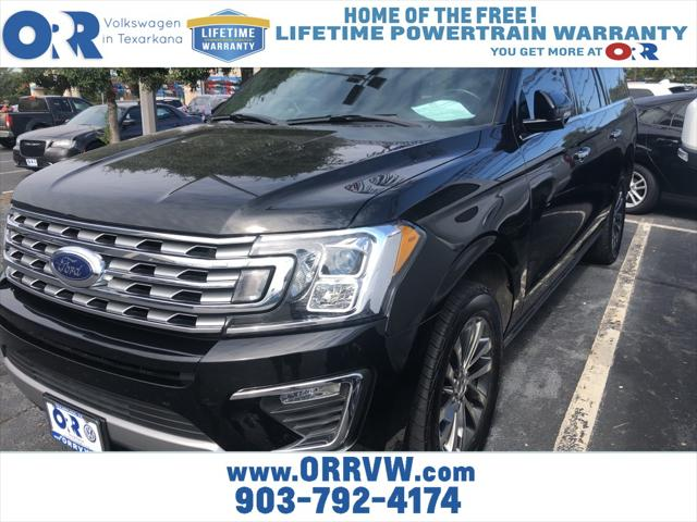 2018 Ford Expedition Max Limited [0]