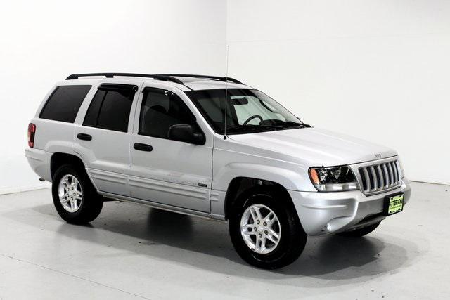 2004 Jeep Grand Cherokee Laredo [1]