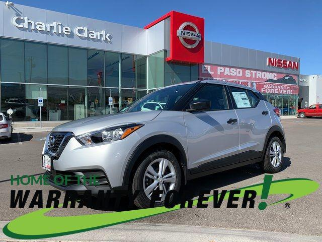 2020 Nissan Kicks S for sale in El Paso, TX