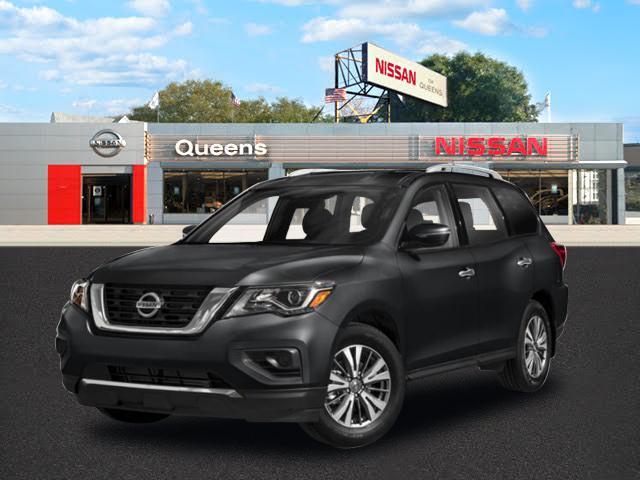 2020 Nissan Pathfinder S [9]