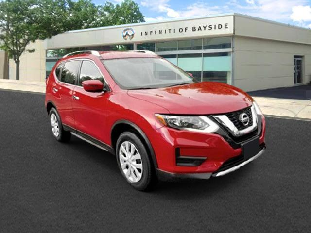2019 Nissan Rogue SV [7]