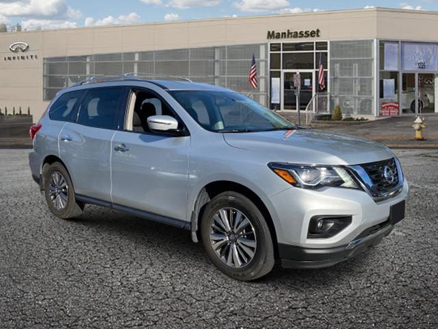 2017 Nissan Pathfinder SV [1]