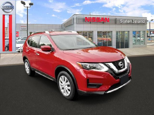 2019 Nissan Rogue AWD SV [9]