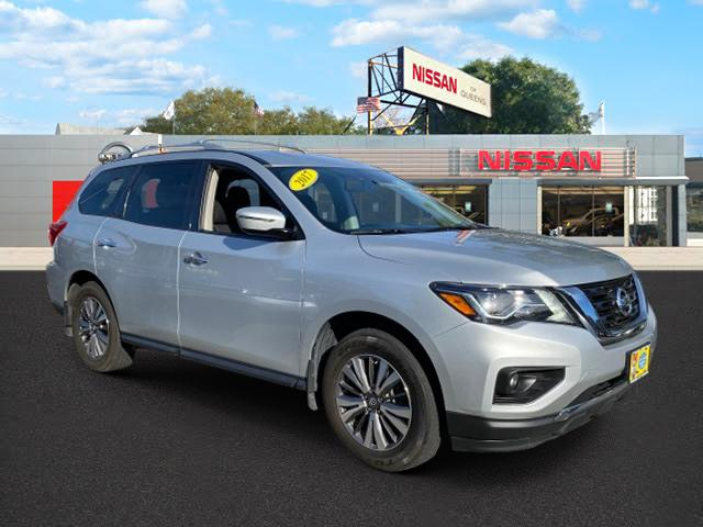 2017 Nissan Pathfinder 4x4 SV [0]