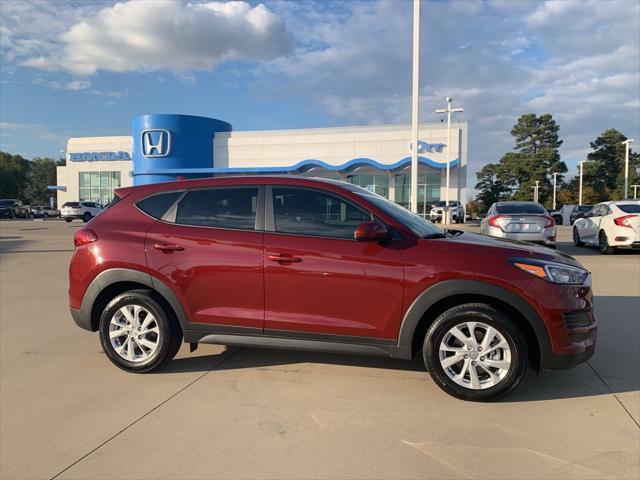 2019 Hyundai Tucson SE [10]