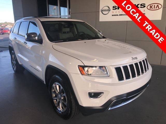 2016 Jeep Grand Cherokee Limited [13]