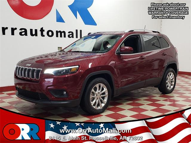 2019 Jeep Cherokee Latitude [12]