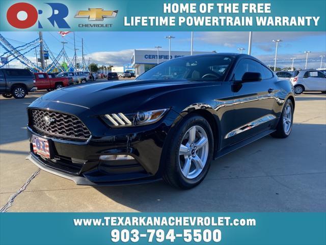 2016 Ford Mustang V6 [3]