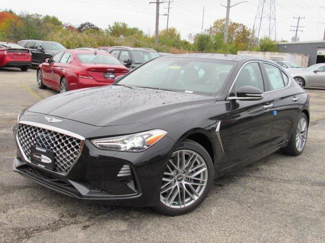 2021 Genesis G70 2.0T for sale in Highland Park, IL