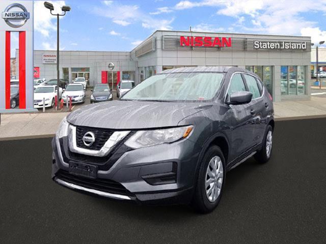 2018 Nissan Rogue S [17]
