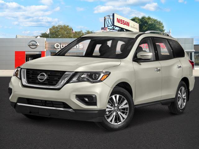 2020 Nissan Pathfinder S [6]