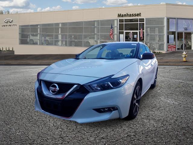 2017 Nissan Maxima S [5]
