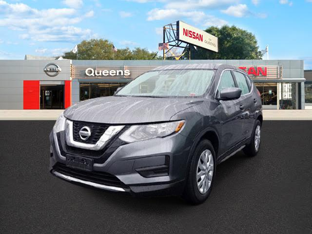 2018 Nissan Rogue S [17]