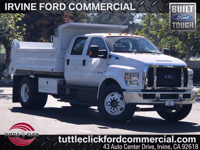 2021 Ford F-650 Crew Cab for sale in Irvine, CA