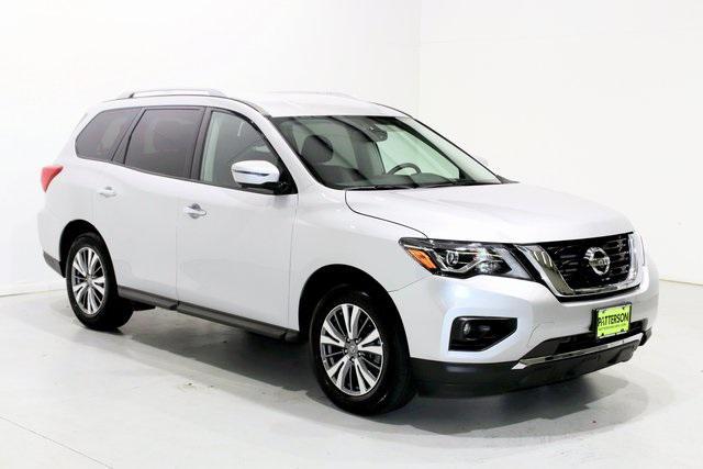 2019 Nissan Pathfinder SL [8]