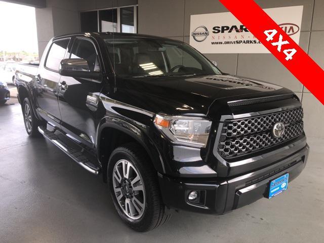 2018 Toyota Tundra 4Wd Platinum [6]
