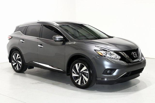2017 Nissan Murano Platinum [3]