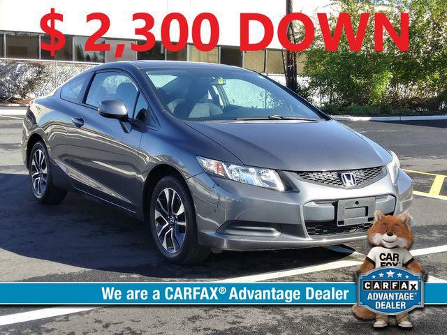2013 Honda Civic Cpe EX for sale in South Hackensack, NJ
