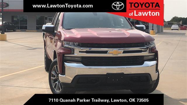 2020 Chevrolet Silverado 1500 LT [13]