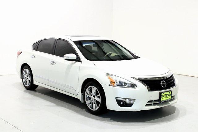 2015 Nissan Altima 2.5 SL [7]