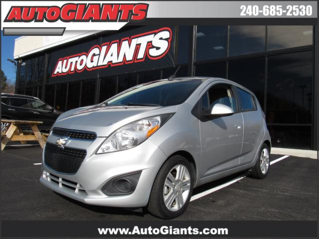 2015 Chevrolet Spark LT for sale in Temple Hills, MD
