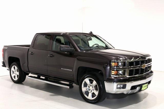 2015 Chevrolet Silverado 1500 LT [2]