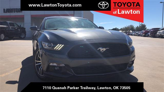2015 Ford Mustang EcoBoost Premium [5]