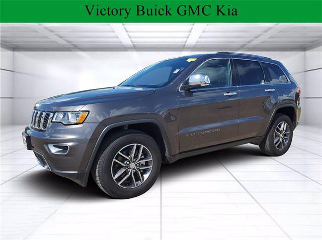 2017 Jeep Grand Cherokee Limited [12]