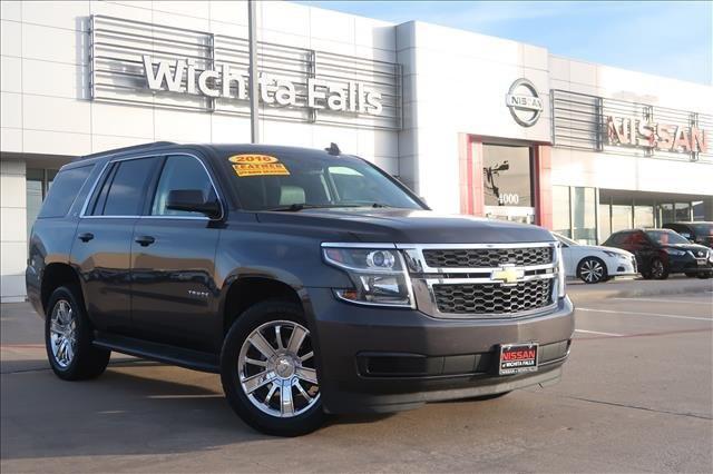 2016 Chevrolet Tahoe LT [12]