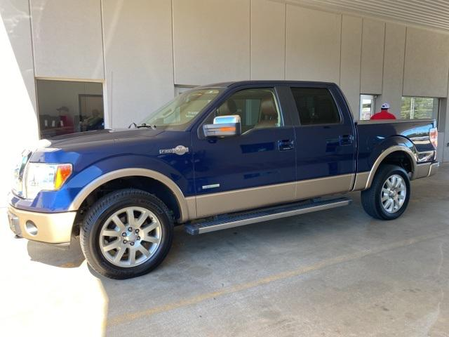 2012 Ford F-150 King Ranch [12]