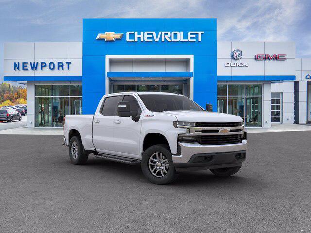2020 Chevrolet Silverado 1500 LT for sale in Newport, NH